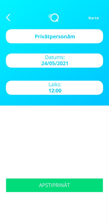 Qticket - tava apmeklējuma informācija